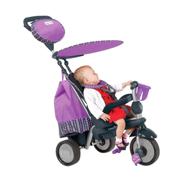 Toys SmarTrike Splash 5 in 1 Tricycle – Purple