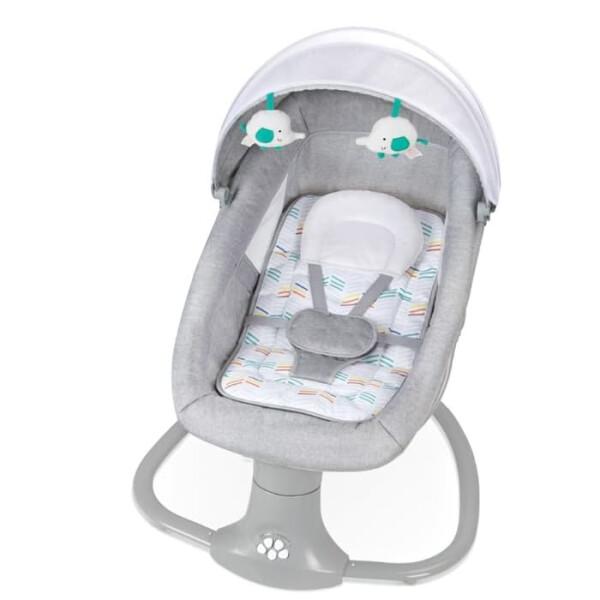 Nursery Cocolatte Weeler Swing Snuggli – Light Grey