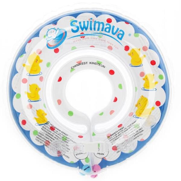 Gear Swimava G1 Starter Baby Floatie – Blue Duckie
