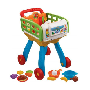 Toys Vtech 2in1 Shop & Cook Playset Kitchen