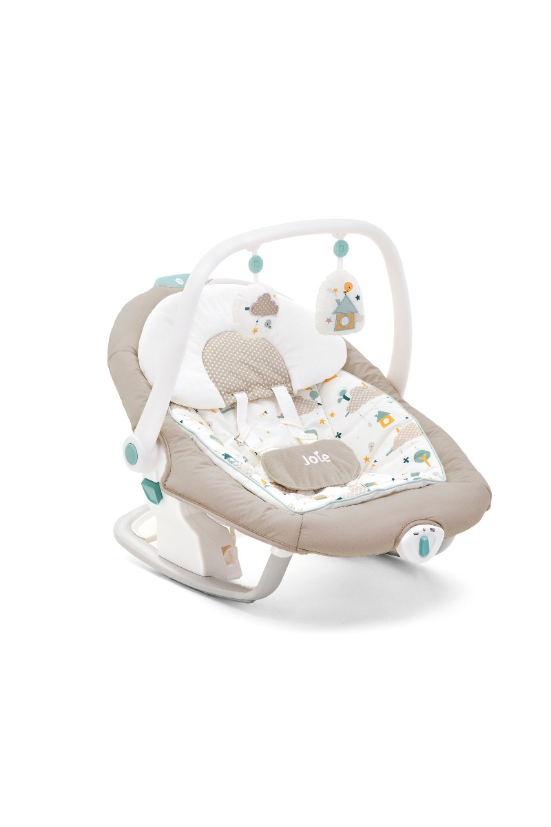 Bouncer & Swing Joie Meet Serina 2in1 – Little World