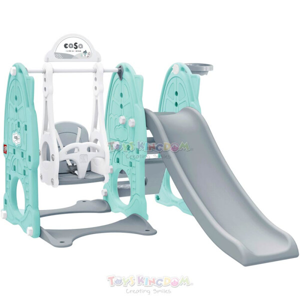 Slides & Swings Yaya Casa Slide & Swing – Mint